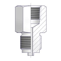 Female to Male Adapters  Standard 2