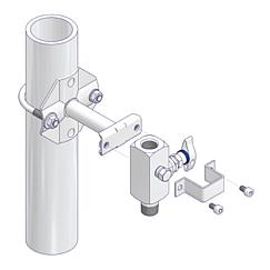 Mounting Bracket Kit Standard 1