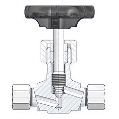 Integral Bonnet Needle Valves Standard 2