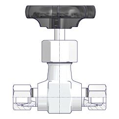 Integral Bonnet Needle Valves Standard 3
