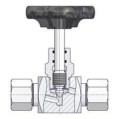 Needle Valves for Gas Service Standard