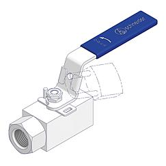 High Pressure Ball Valves Standard