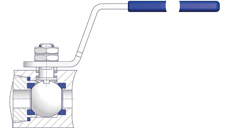 As Schneider Standard Ball Valve Design Type Ka