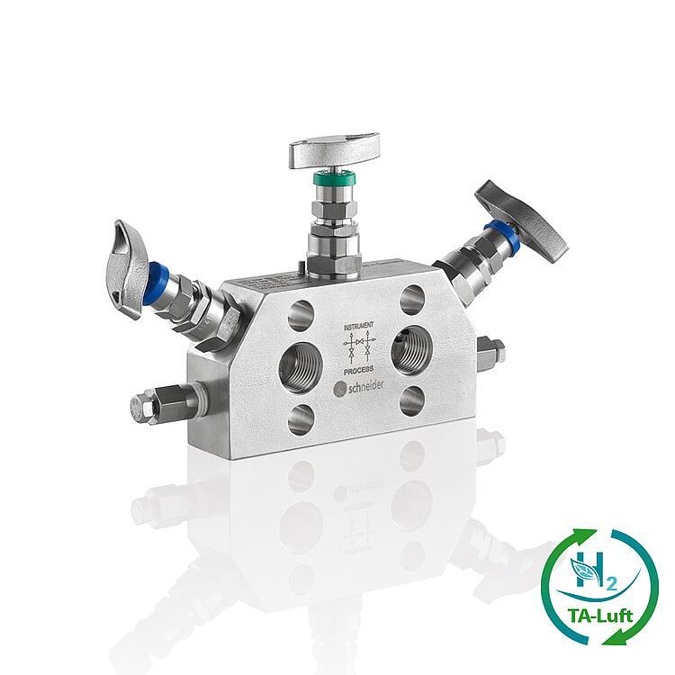 As schneider valve manifolds w ra type