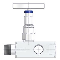 Soft Seated Multiport Gauge Valves Standard