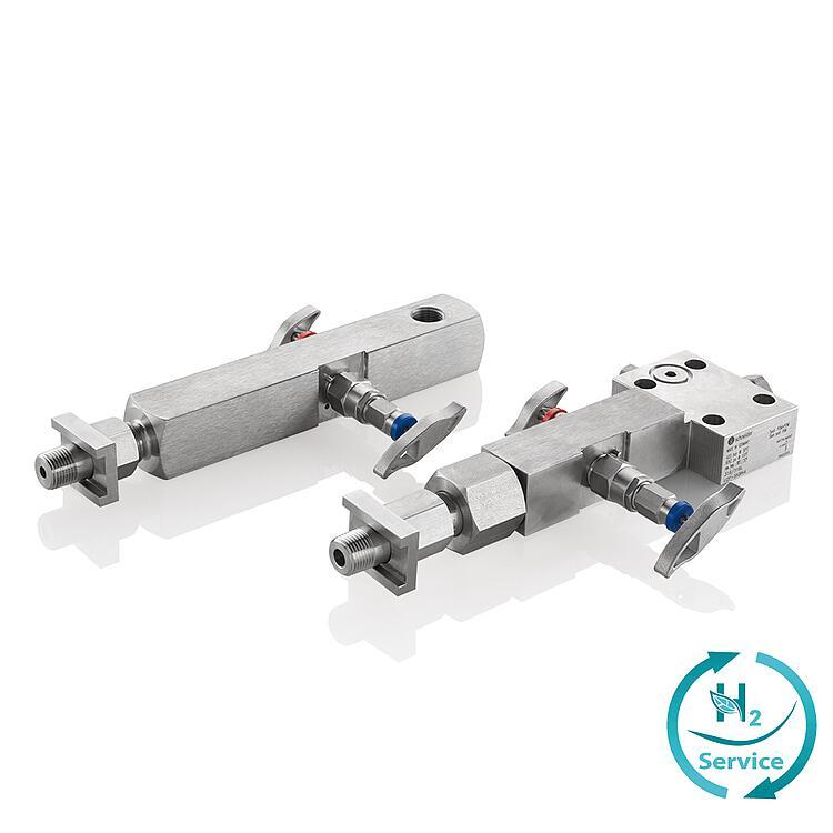AS-Schneider - Manifolds for Ultrasonic Flow Meter Applications U2F