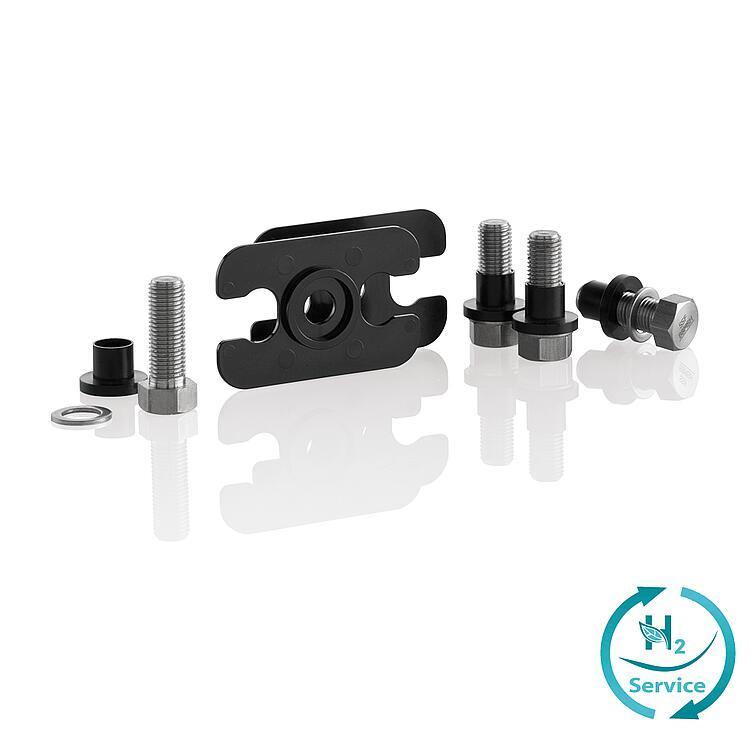 As Schneider Dielectric Isolation Kit